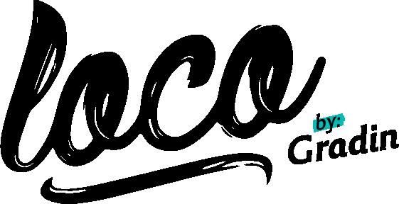 logo loco black